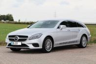 CLS 250 d 4MATIC Shooting Brake